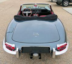 1967 E Type roadster restoration at Classic Jaguar
