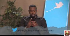Jimmy Kimmel Mean Tweets NBA Edition