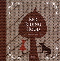 Red Riding Hood: A Pop-Up Book (Fairytale Pop-ups) by Brothers Grimm $40.93