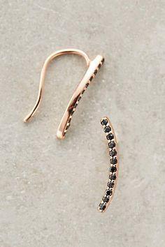 Lalu Cuff Earrings - anthropologie.com