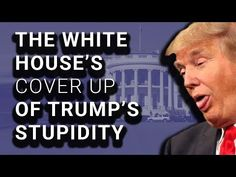 White House Caught Editing Trump Transcript to Cover Up His Idiocy - YouTube