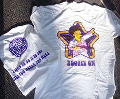 Boogie On  Phish  Style Lot  Shirt  Medium by sherrishempdesigns, $20.00