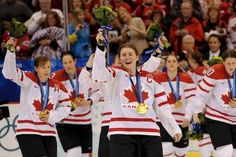 Wickenheiser the perfect choice as Canada's Olympic flag-bearer | Post-to-Post