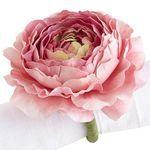 Ranunculus Flower Napkin Ring