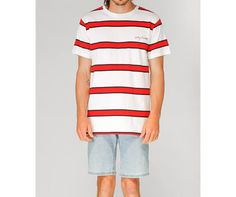 Sly Guild - Royal Marco Stripe Tee