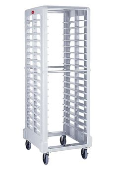 Max System off white Pan Rack: Shelf cream designed specifically for Gastronorm