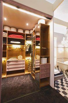 Kleiderlift für den Kleiderschrank von http://CABINET.de | Ordnung ...