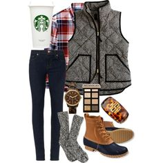 Fallin' Leaves by elizabethjamesw on Polyvore featuring J.Crew, J Brand, Moon and Lola, Michael Kors, Banana Republic, Bobbi Brown Cosmetics, Fall, yesss, leaves and fall2014