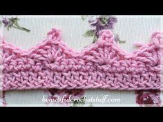Crochet Borders – Top 5 Free Patterns | Beautiful Crochet Stuff | Bloglovin'