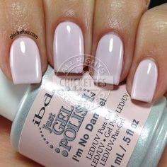 Light Pink Gel Polish Swatches | Chickettes | Bloglovin'