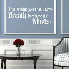 Love the wall boards Music Bedroom, Bedroom Stuff, Bedroom Wall, Bedroom Themes, Bedroom Ideas, Breathe Quotes, Wall Boards, Bedroom Quotes, Mural Wall Art