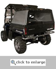 Polaris Ranger Bed Cap - 400 / 700 / 800