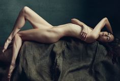 Sandrine Holt by Nor