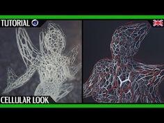 Cellular Alveolus Look in Cinema 4D | Tutorial + Plugin Download - YouTube