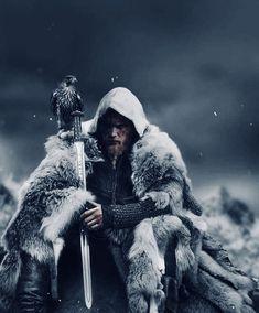 Ragnar Lothbrok Vikings, Lagertha, Viking Life, Viking Warrior, Viking Drawings, Ivar Vikings, Viking Wallpaper, Viking Pictures, Viking Quotes