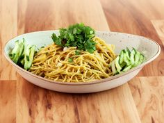 THE RECIPE for making P F Chang's garlic noodles at home!