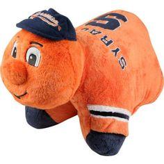 Syracuse Licensed Team Pillow Pet, Orange