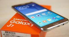 Galaxy J7 Android Güncellemesi Yayınlandı
