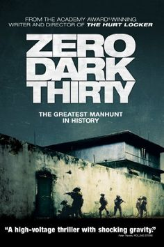 Zero Dark Thirty * To view further for this item, visit the image link. (This is an affiliate link)