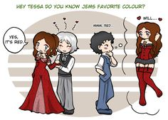 The Infernal Devices - Questions and responds 12 by ~Felwyn on deviantART
