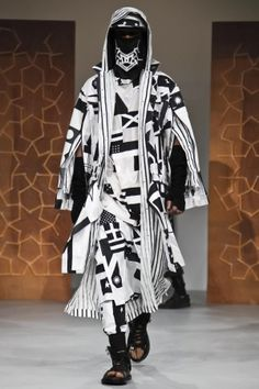 KTZ Menswear Spring Summer 2014 London - NOWFASHION