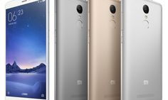 Xiaomi Redmi Note 3 Pro with Snapdragon 650 SoC, 4G , 16MP camera announced