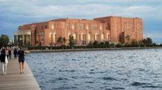 Έτσι ήταν η παραλία της Θεσσαλονίκης πριν χτιστεί το Μέγαρο Μουσικής