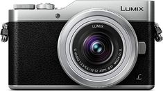 Shop Panasonic Lumix Mirrorless Camera with Lens Silver at Best Buy. Find low everyday prices and buy online for delivery or in-store pick-up. Home Camera, Camera Lens, Selfies, Tilt Shift Lens, Covert Cameras, Camera Prices, Alarm Systems For Home, Usb, Surveillance System