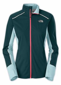 7576567f3b9f North face running jacket isolite for women. What winter running clothes to  wear  Best
