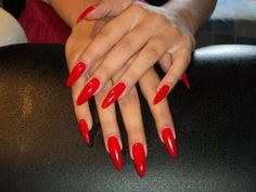 red talons