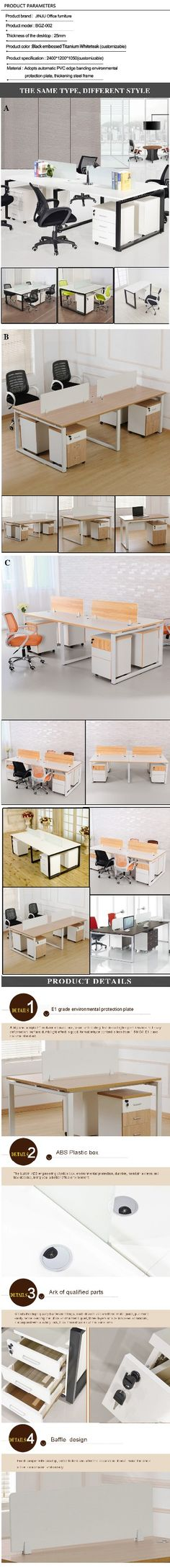 fashion office workstation partition