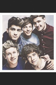 One Direction is beautiful. <3