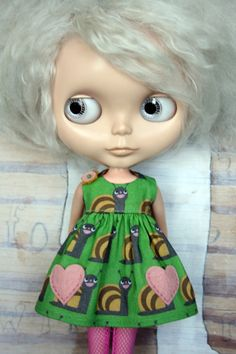 Honey, I'm Home!...Blythe dress
