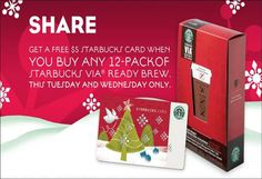 Starbucks Starbucks Gift Card, Starbucks Coffee, Stocking Ideas, Brewing, Restaurants, Holiday, Cards, Gifts, Design