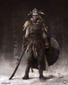 a collection of inspiration for settings, npcs, and pcs for my sci-fi and fantasy rpg games. hopefully you can find a little inspiration here, too. Fantasy Warrior, Fantasy Rpg, Medieval Fantasy, Fantasy Artwork, Dark Fantasy, Viking Character, Character Concept, Character Art, Dnd Characters