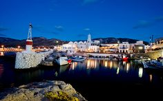 Kasos island, an authentic slice of Greece from a bygone era, which remains largely untouched by tourism promises to travel you back in time. Summer Paradise, Paradise On Earth, Paris Skyline, New York Skyline, Karpathos, Top Destinations, Small Island, Back In Time, Greece Travel