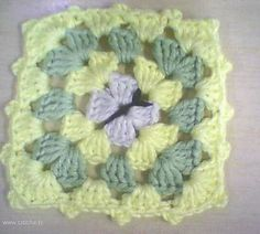 square of crochet