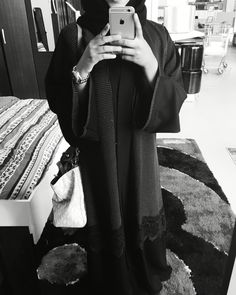 I LITTERALLY CANNOT STOP SCREAMING WITH HAPPINESS CAUSE I BOUGHT THE EXACT SAME ABAYA !!!!