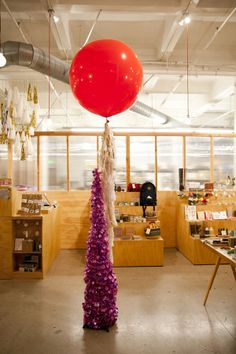 Poketo shop holiday display