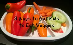 Hint Mama shares three ways to make veggie eating fun, no sneaky servings required.