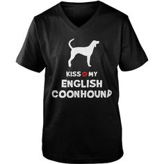 Kiss my English Coonhound