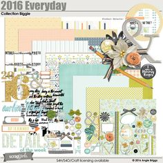 2016 Everyday Collection Biggie