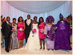 modern nigerian weddings - Google Search