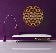 blume des lebens in holz gefr st handarbeit http www. Black Bedroom Furniture Sets. Home Design Ideas