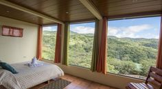 $63 Rainbow Valley Lodge is located just a 15-minute walk fom Santa Elena town, in the mountains of Monteverde.