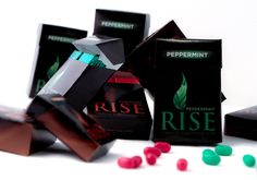Rise - Tobacco Substitute Gum on Behance