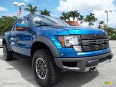 Ford F-150 Raptor SVT Trucks