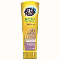 Ocean Potion Sunblock Spf 50 3 Oz / 89 Ml (Pack of 3)