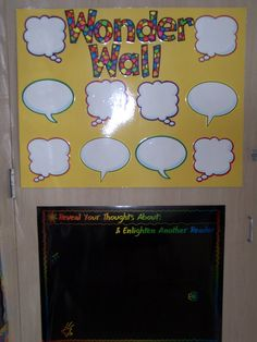 The FACE of a Reader bulletin board      Asking Questions While We Read      Classroom Jobs Display      Daily Schedule, Weekly Words, an...