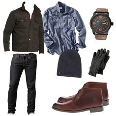 Fed onto Manly fashion Album in Men's fashion Category Harley Davidson Sportster 1200, Rehearsal Dress, Outfit Grid, Latest Mens Fashion, Fall Winter Outfits, Autumn Fashion, Men's Fashion, My Wardrobe, What To Wear